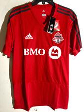 Adidas MLS Toronto FC Team Jersey Red sz L
