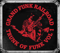 Grand Funk Railroad : Trunk of Funk - Volume 1 CD Box Set 6 discs (2017)