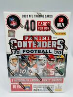 2020 Panini Contenders Football NFL Blaster Box Brand New Factory Sealed