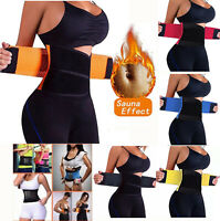 Women's Hot Sport Girdle Belt Body Shaper Waist Trainer Cincher Trimmer Slimming