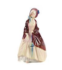Royal Doulton Hand Painted Porcelain Figurine 'Paisley Shawl' HN 1988