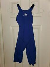 BlueSeventy Nero TX Women's Kneeskin Size 24 Blue