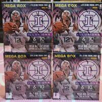 2019-20 Panini Illusions Mega Box NEW NBA Basketball Cards Zion Morant Starlight