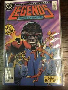 Legends #1 NM 1st Print DC Comic Book Suicide Squad  1st AMANDA WALLER