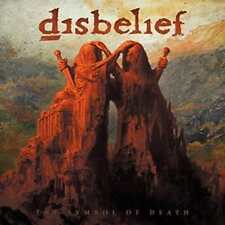 disbelief - The Symbol Of Death (NEW CD)
