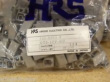 GT5-1PP-HU Hirose Electric Male Connector Housing 755-0005-0 (Quantity 100)