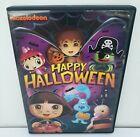 Happy Halloween DVD Nickelodeon Friends Favorites DORA EXPLORER Pets VeRy GoOd