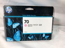 GENUINE NEW HP 70 C9455A Light Magenta Printhead, 07/2019