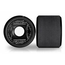 Hammond Surf Highway Longboard Wheels (4 Piece) 70mm, Duro 84a Black