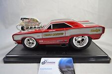 1:18 Maisto 1968 Dodge Dart Super Stock Hemi in Red - Diecast Metal Model