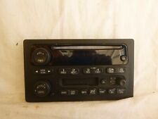 03 04 05 Chevrolet Tahoe GMC Yukon Radio Cd Tape Face Plate 15104156 LMH01