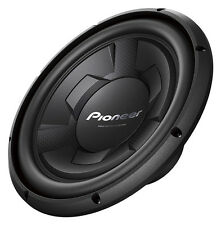 Pioneer tsw126m 1300 watts max 30.5cm CAISSON DE BASSES 4 OHM simple voix bobine