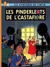 EO HERGÉ + TINTIN EN PICARD : LES PINDERLEOTS DE L'CASTAFIORE