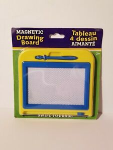 Kids Drawing Board Magnetic Writing Sketch Pad Erasable New