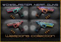 """Star Citizen Weapon - Wowblast Desperado """"Nerf"""" style Toy Gun"""