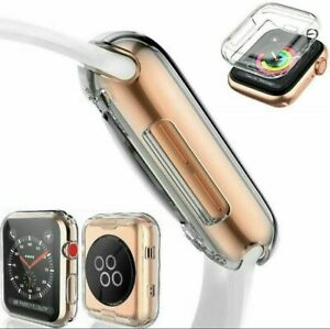 Watch Apple Watch Series 6 5 4 3 2 Tpu Screen protector Cover Case 38/40/42/44mm