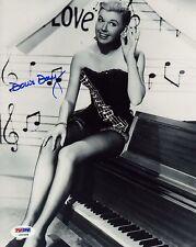 Doris Day Signed 8x10 Authentic Photo PSA/DNA #U20599