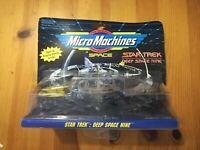 Star Trek Micro Machines Deep Space Nine Scale Miniatures NEW & BOXED