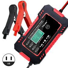 Portable 12v Car Battery Charger Auto Jump Starter Power Bank Booster Maintainer