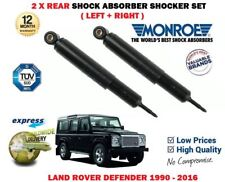 FOR LAND ROVER DEFENDER 4X4 1990-2016 NEW 2 X REAR SHOCK ABSORBER SHOCKER SET