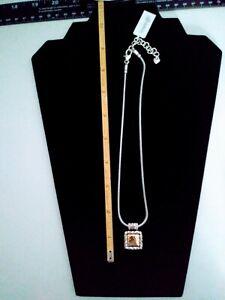 NWT Brighton REGINA Gold Necklace JN5831 $48