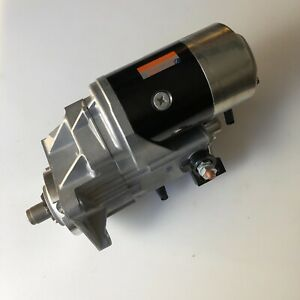 Genuine OEM Perkins MP10237 Starter for 800 Series Engine