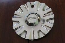 "Cruiser Alloys Center Cap Chrome Wheels Hubcap 6 3/4"" P/N: EF-6010 EXCALIBUR"