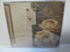 I DO ~ MUSIC FOR A MAGICAL WEDDING ~ 2002 EMI ~ WEDDING MUSIC ~ NEW CD