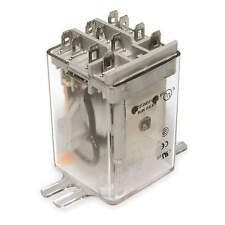 Dayton Relay, Power, 3PDT, 24VDC, Coil Volts (1EJD6)