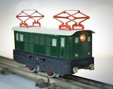 Distler | Track 0 Gauge | E-Lok * E 44 * | runs beautifully | New Display Model