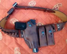 Handmade Tokarev  pistol (TT-33) Stylish and amazing leather Holster .