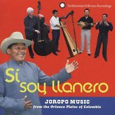 Si Soy Llanero: Joropo Music From Orinoco; 2004 CD, Cuban Son, Colombia, Smithso