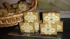 Marius Fabre Herbier Olivenölseife Eisenkraut und Lavendel 6 x 20 g Gästeseife