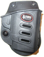 NEW S&W M&P BODYGUARD.380 AUTO INTEGRATED CT RED LASER FOBUS PADDLE HOLSTER SWBG