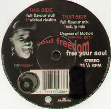 DEGREES OF MOTION - Soul Freedom (Free Your Soul)