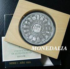 1989 - 10000 PESETAS - PLATA - 5º CENTENARIO 1ª SERIE - CINCUENTIN