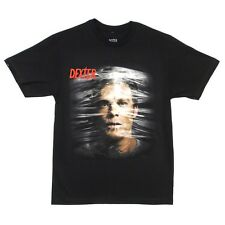 Dexter All Wrapped Up Show Time Adult T-Shirt Size S