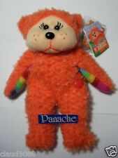 SKANSEN BEANIE KID PUMPKIN THE RAINBOW BEAR  MINT WITH MINT TAG   OCTOBER- 2012