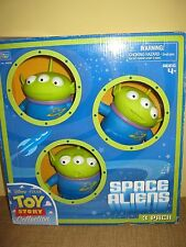 Thinkway Toys Disney Pixar Toy Story Collection Space Aliens 3 Pack UNOPENED