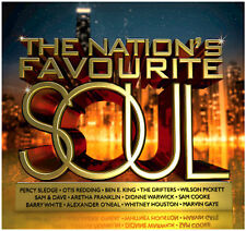 The Nations Favourite Soul - New 3 x CD