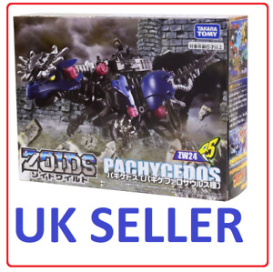 **UK Seller** Zoids PACHYCEDOS (ZW24) - Official Takara Tomy - Toy Figure BOXED