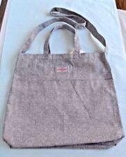 Cath Kidston Cotton Shopping Bag 'Linen Texture' BNWT Brand New Free Post!