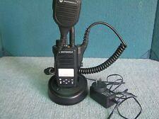 Motorola MotoTRBO DP4601 Wideband UHF Radio MDH56RDH9KA1AN