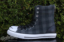 CONVERSE CHUCK TAYLOR CT HI RISE BOOT WOOLRICH WMNS SZ 8 YELLOW BLACK 549686C