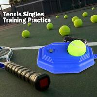 Tennis Trainer Tennis Practice Single Self-Study Rebound Ball Training Aids Tool