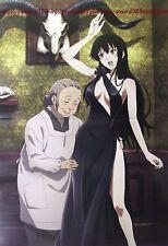 Beautiful Bones Sakurako's Investigation / Yuru Yuri poster promo anime official