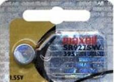 Sr927 Silver Oxide Watch Battery Maxell Sr927Sw 395 D395 Sr57