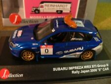 1/43 J-Collection Subaru Impreza WRX STI Group N Rally Japan 2008 0 Car 202749