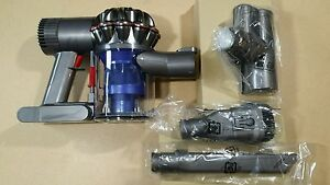 Dyson V6 DC58 Trigger Fluffy Cordless Handheld Rechargeable Vacuum Cleaner
