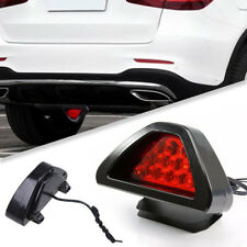 Universal 12 LED Red Car Third Rear Tail Brake Stop Safety Light Lamp UK